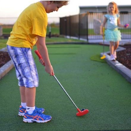 Golf Central BNE, Golf, Brisbane, Airport, Family