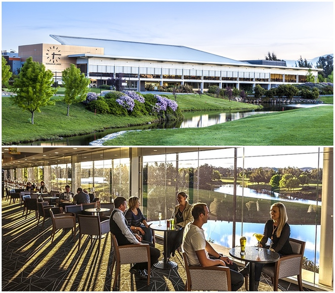 gungahlin lakes club, golf, gungahlin, best clubs, north of canberra, ACT, restuarants, club food, golf