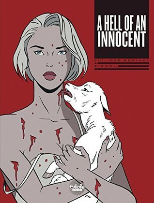 Hell of an Innocent, graphic novel, comics, Australian, crime, fiction, crime fiction, crime fiction comics, Australian, Australian crime