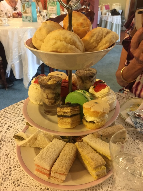 High tea, afternoon tea, morning tea, antiques, traditional high tea, Yarrambat cafes, an English feast, best value high tea, high tea in the garden,