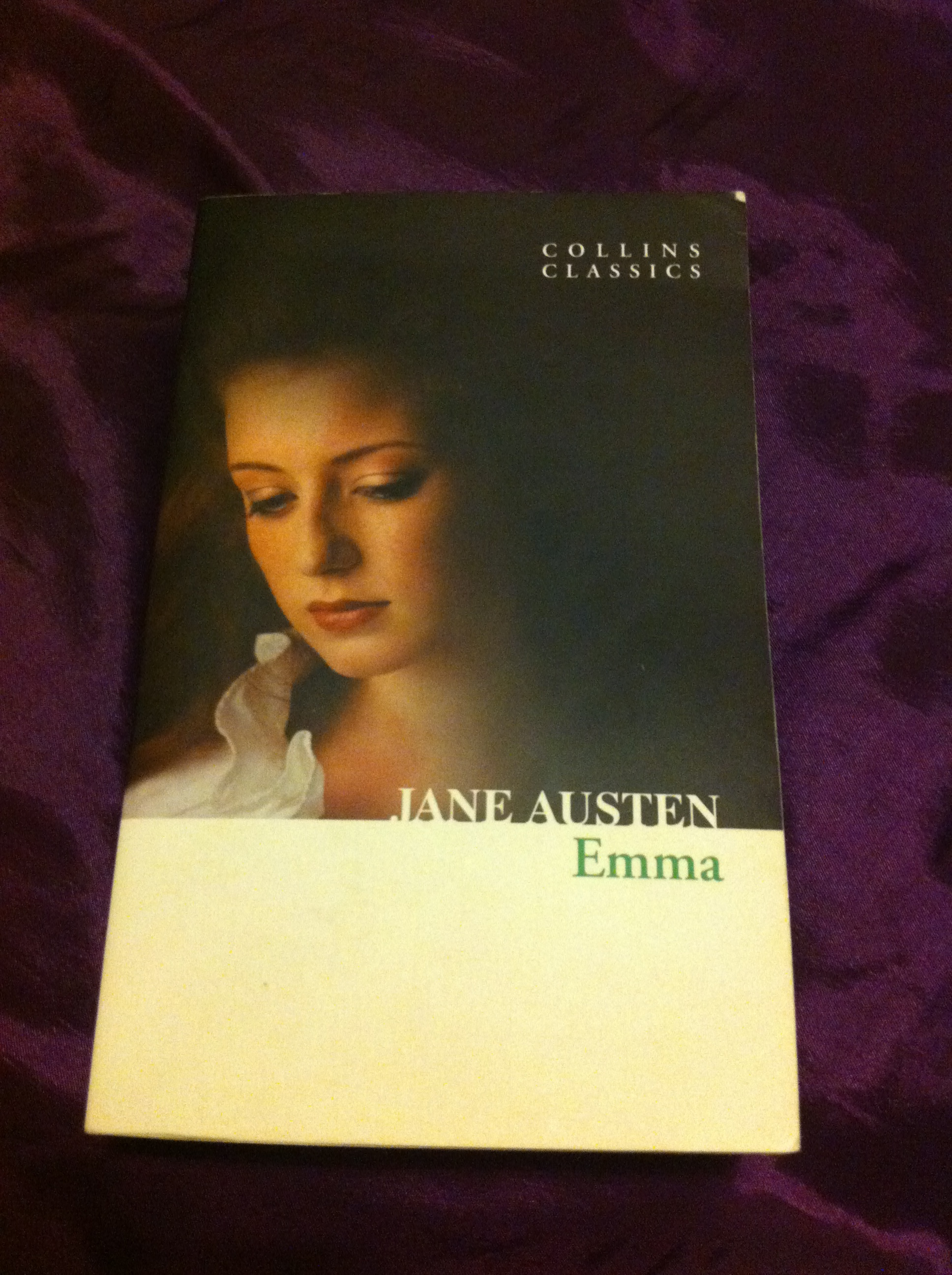an analysis of the movie adaptation of emma a novel by jane austen Why 'clueless' is the best jane austen film adaptation  it's an entirely  revisionist spin on emma that takes miss woodhouse out of the idyllic environ of   we think of austen books as being of their own genteel genre.