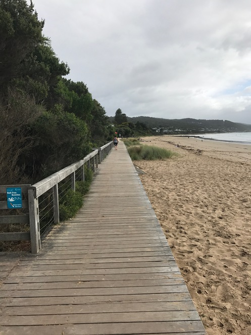 Lorne Beach Run