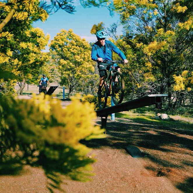 james tobin, stromlo forest bike path, canberra, stromlo, ACT, bike riding,