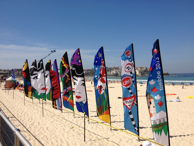 kite flying, bondi beach, festival of the winds, fun with kids, family fun, family day entertainment, Festival of Winds at Bondi Beach, Lilbusgirl, weekendnotes,