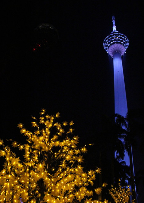 KL Tower another stunning sight