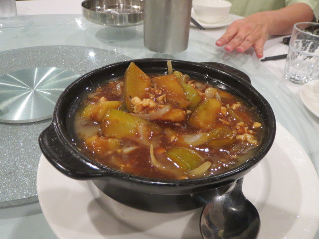 Little Canton, Salty Fish, Chicken and Eggplant Hot Pot, Adelaide