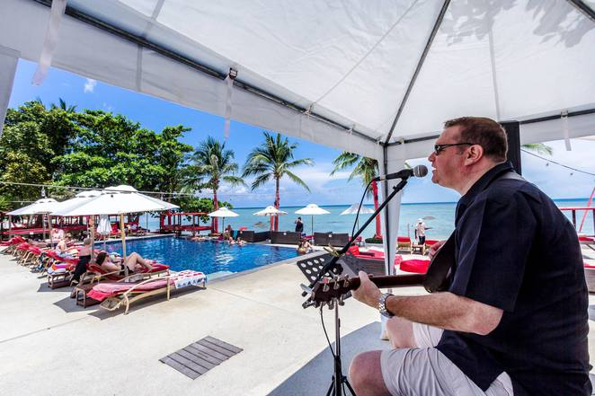 Live Music at the ocean club