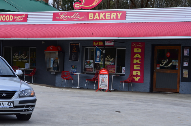 Lovells Bakery, Inglewood, South Australia