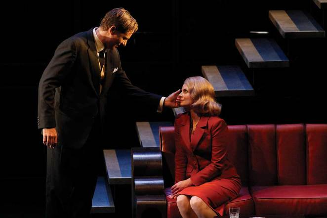 melbourne theatre company north by northwest queensland performing arts centre lyric theatre brisbane