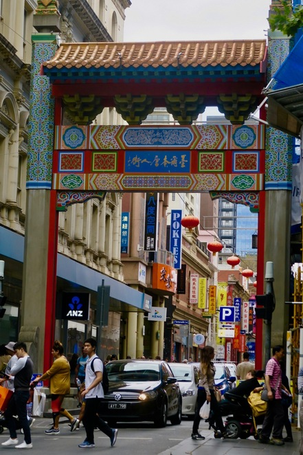 Melbourne's China Town