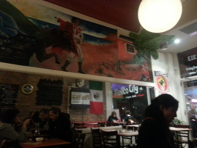 mexico city, elsternwick
