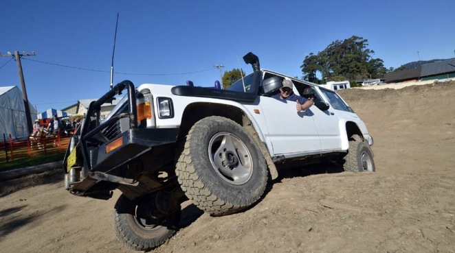 Mid North Coast Caravan Camping 4WD Fish and Boat Show, Port Macquarie, Wauchope, Outdoor show, Family event, 4WD Driving