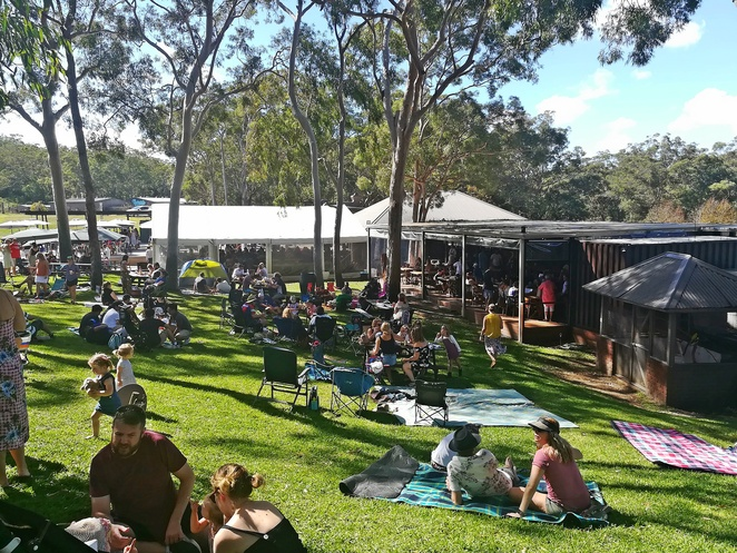 murrays brewery, bobs farm, nelson bay, port stephens, NSW, easter egg hunt, pizza, burgers, beer, pubs, family friendly pubs, kids activities, families,