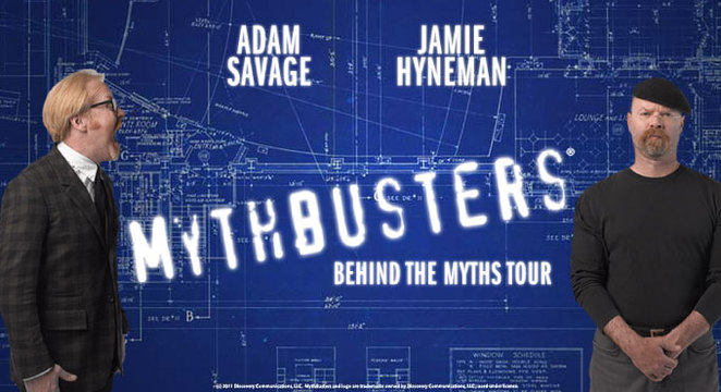 Mythbusters - Behind the Myths Tour Australia