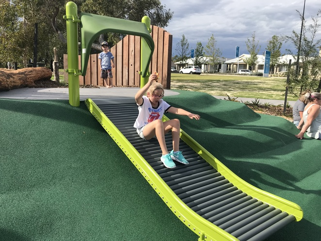 new adventure themed park, playgrounds in aveley, aveley community fund, city of swan, stockland playgrounds, things to do for kids in the swan valley, vale community, dinosaur fossil park perth, playgrounds ellenbrook