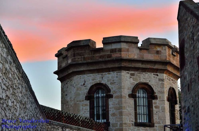 old adelaide gaol, ghost, tours, crime, adelaide, tower