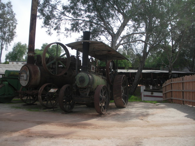 old tractors swan hill pioneer settlement