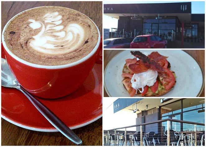ona coffee house, canberra, fyshwick, cafes, ACT, best, breakfast, lunch, coffee,