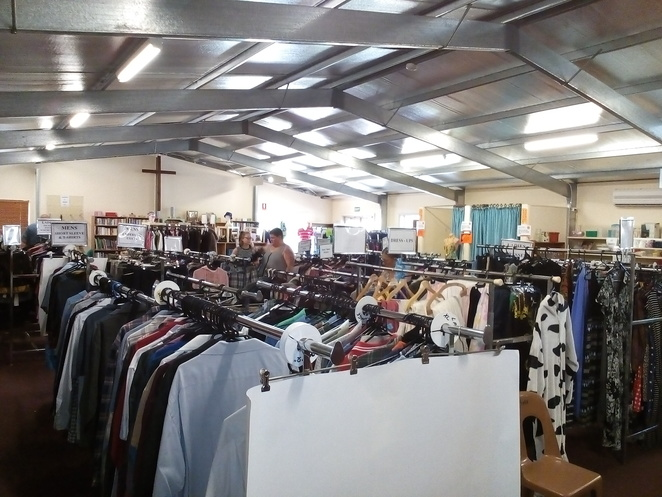 op shops, second hand clothing, second hand, cheap clothing, bargain prices, Salvos stores, Kadina shopping