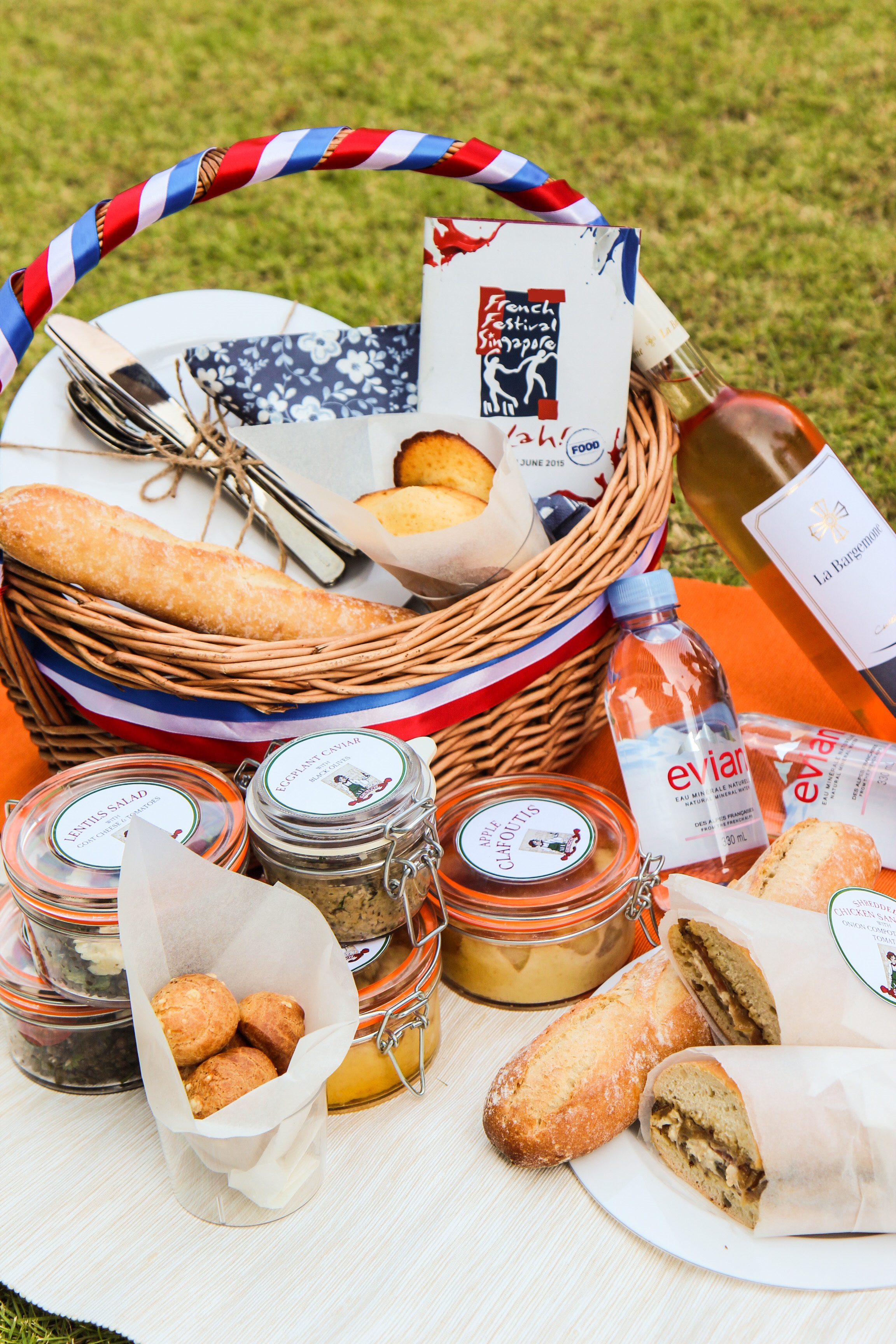 Gourmet picnic and classical french concert singapore - French classical cuisine ...