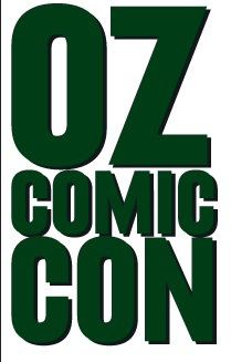 Image Courtesy of the Oz Comic-Con 2013 website
