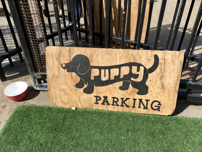 Parking for your pooch