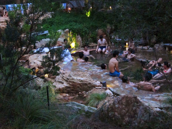 Peninsula Hot Springs, Mornington Peninsula, Victoria
