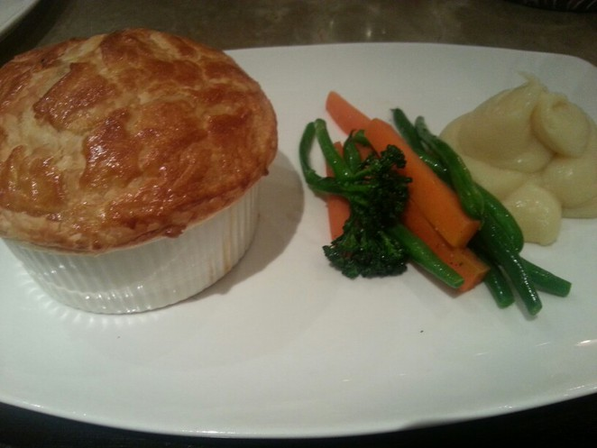 pie, fairfield rsl