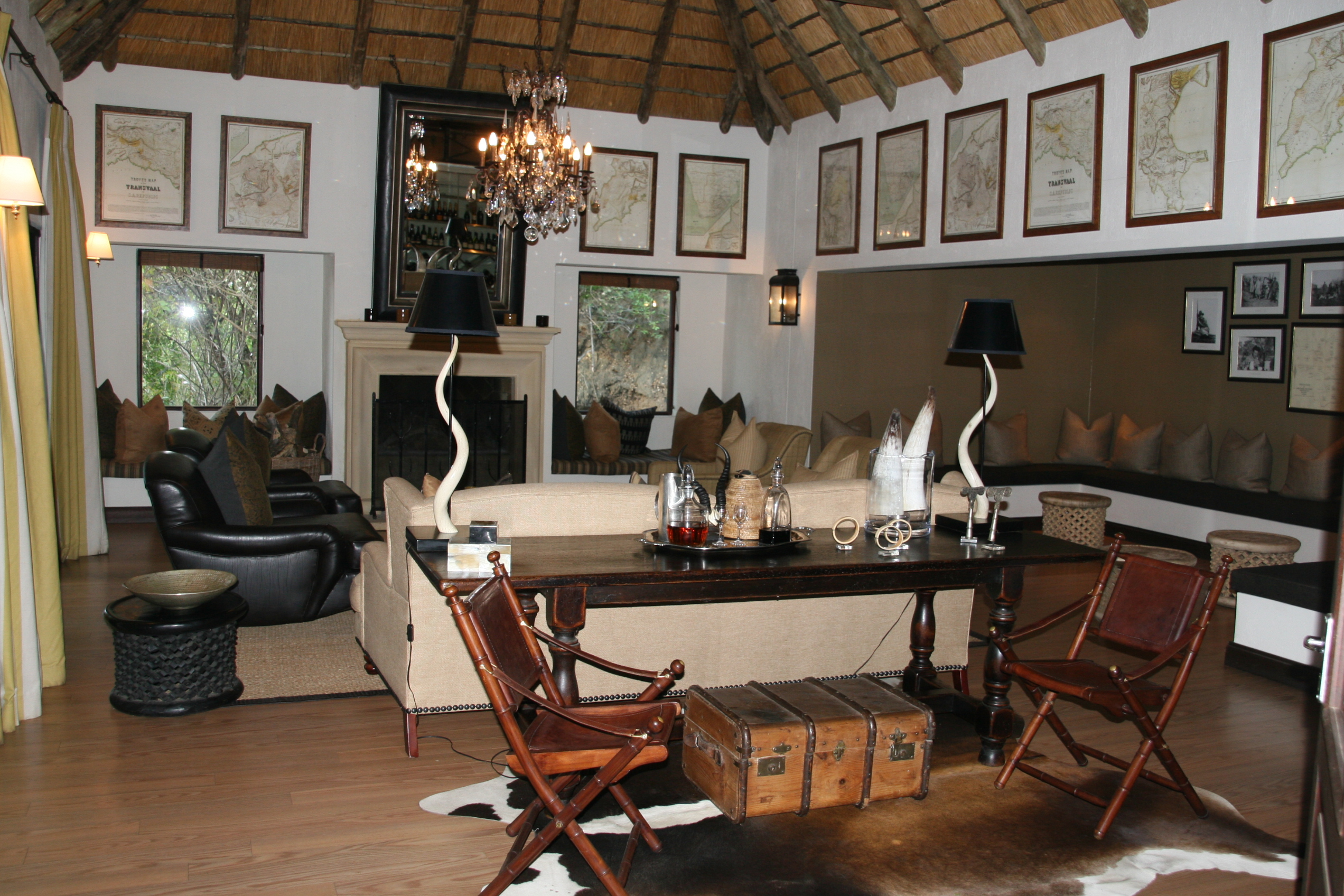 African Safari Par Excellence At Londolozi Game Reserve