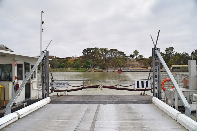 River Bend Heritage Trail, Tailem Bend, Wellington, Wellington Courthouse, Pumping Station, RBHT, Ferry