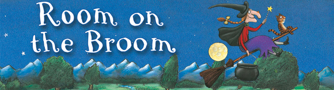 room on a broom, canberra theatre centre, school holidays, spring, 2017, october, ACT,
