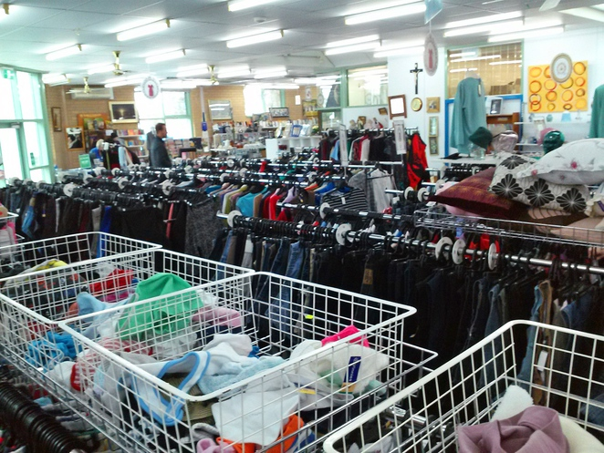salvos mitchell, canberra, best op shops, biggest op shops, ACT, second hand, thrift, vinnies, belconnen,