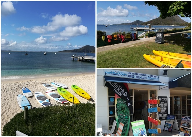 shoal bay paddlesports, SUP, SUP hire. kayak hire, nelson bay, shoal bay, activities, water sports, NSW, port stephens, near shoal bay country club,