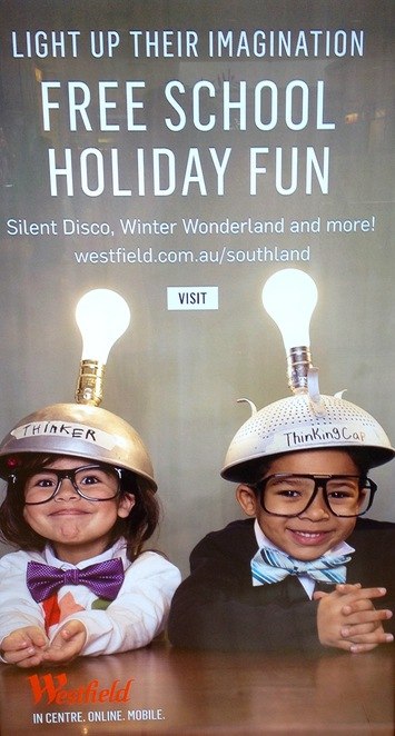 Southland Shopping Centre, Westfield, Free Kids Activities, Southland Winter Wonderland, Winter School Holidays, June July School Holidays, Snow at Southland, Fun for Kids