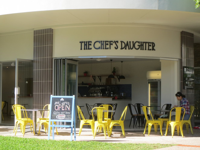 The Chef's Daughter Robina