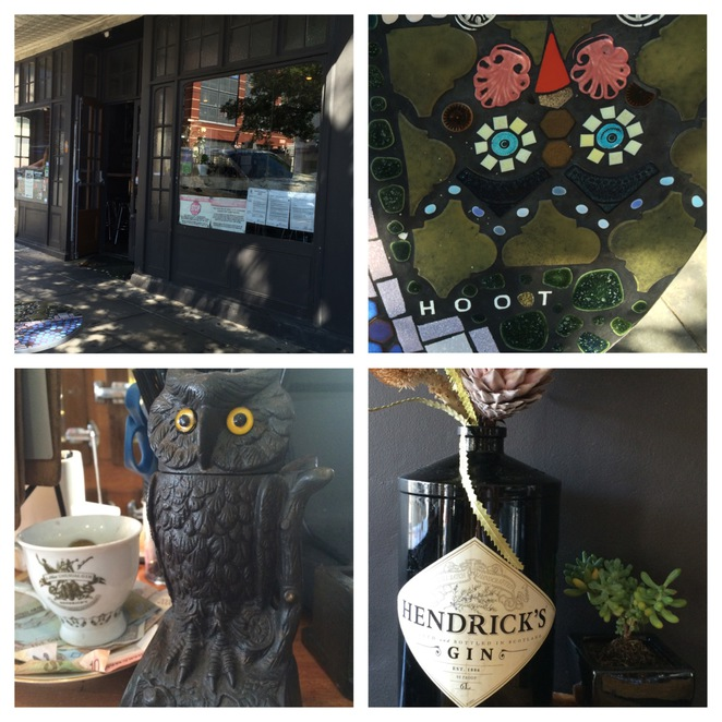 The Howling Owl in Frome Street
