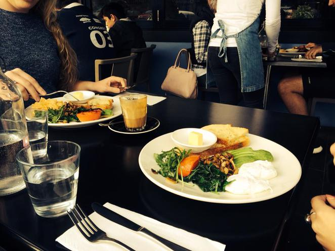 the pepper tree, coffee, breakfast, gymea, restaurant, vegetarian, veggie