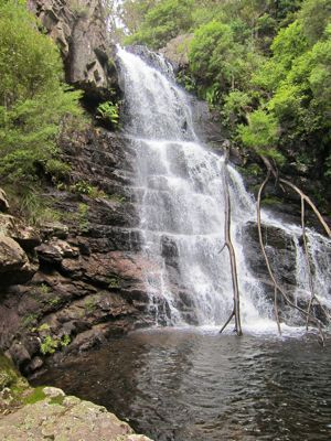 The Waterfall Walk, Kanangra Boyd, NSW