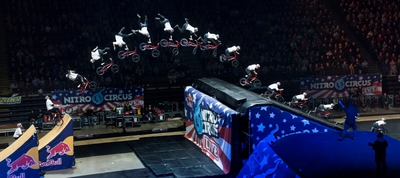 These guys have sold out London's famous 02 Arena/Image from nitrocircuslive.com
