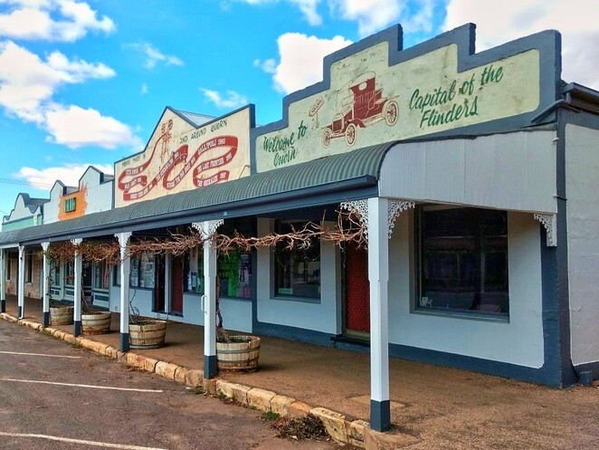 Things to Do in Quorn, quorn, Flinders Ranges, South Australia, Adelaide, Things to Do, Pichi Richi, railway, abandoned, quorn shops