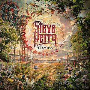 Traces, Steve Perry, album, CD, cover