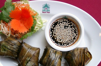 Image Courtesy of the Dusit Thai Restaurant Website