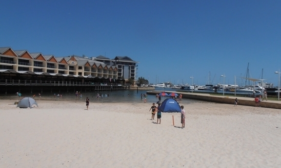 Village Beach - Mandurah