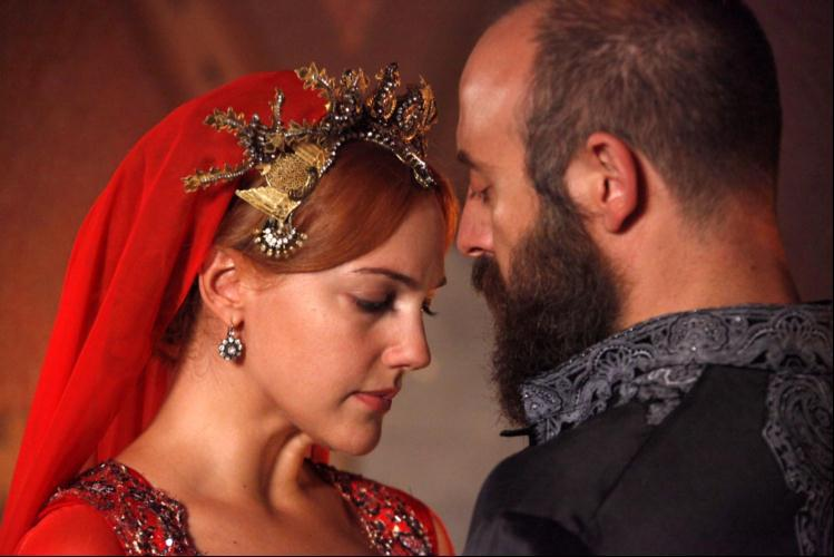 The Magnificent Century (Muhtesem Yuzyil) - Television Series Review