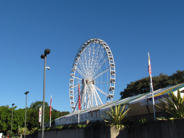 wheel of brisbane, mothers day, south bank