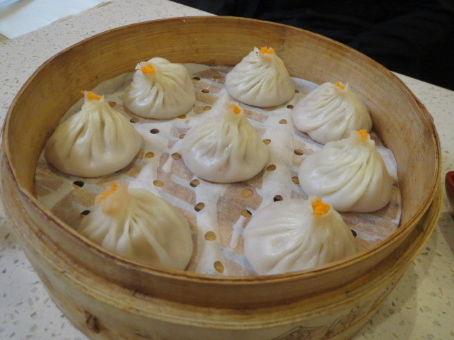 Wong-derful Restaurant, Steamed Juicy Pork and Crabmeat Dumplings, Adelaide