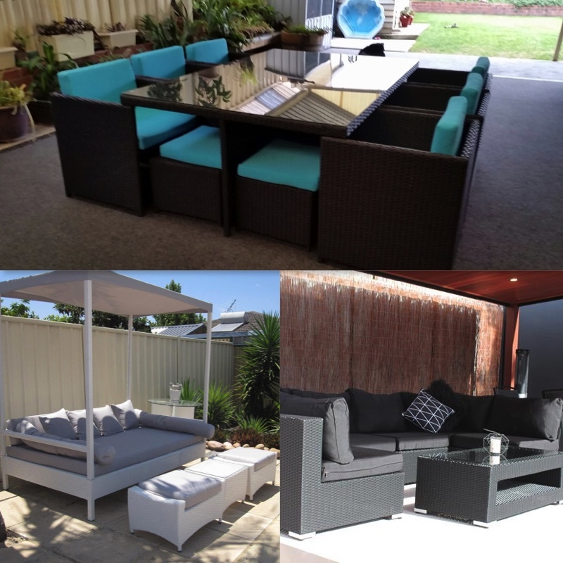 Urbani Furniture offer a unique collection of modern all-weather wicker furniture that is hard to find anywhere else in Perth, including dining sets, ...