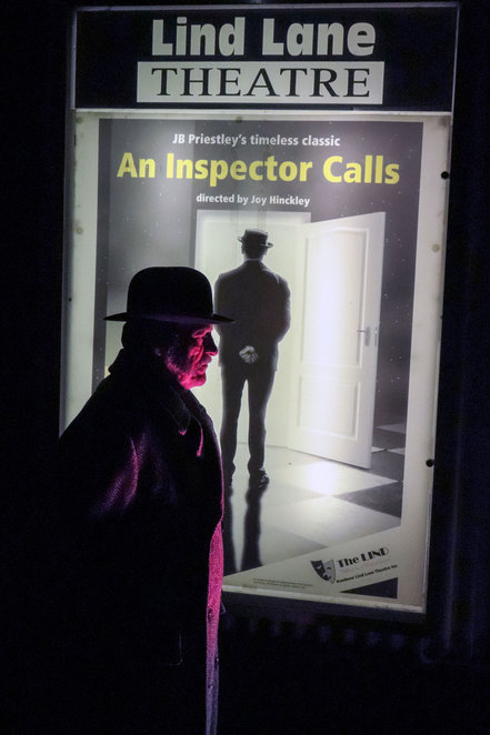 An Inspector Calls at The Lind
