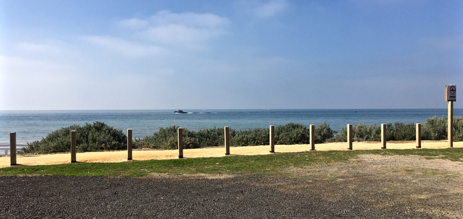 Anderson Reserve, Indented Head, Camping, Bellarine Peninsula, Geelong, holiday Parks, Where to camp, playground, picnic spot, ozone shipwreck, beaches, walking track, picnic table, seating, parking, car parks,