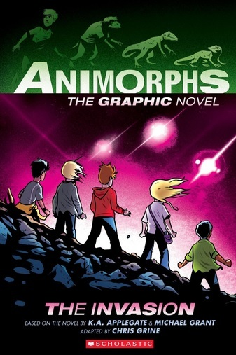 Animorphs The Graphic Novel